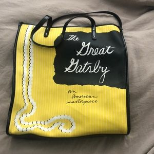 Kate Spade Great Gatsby Tote *LIMITED*